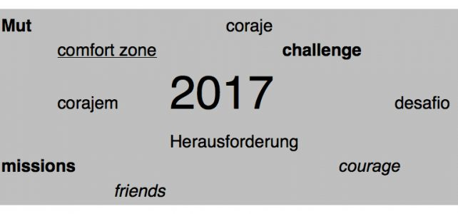 { SC2017} #steffischallenges2017
