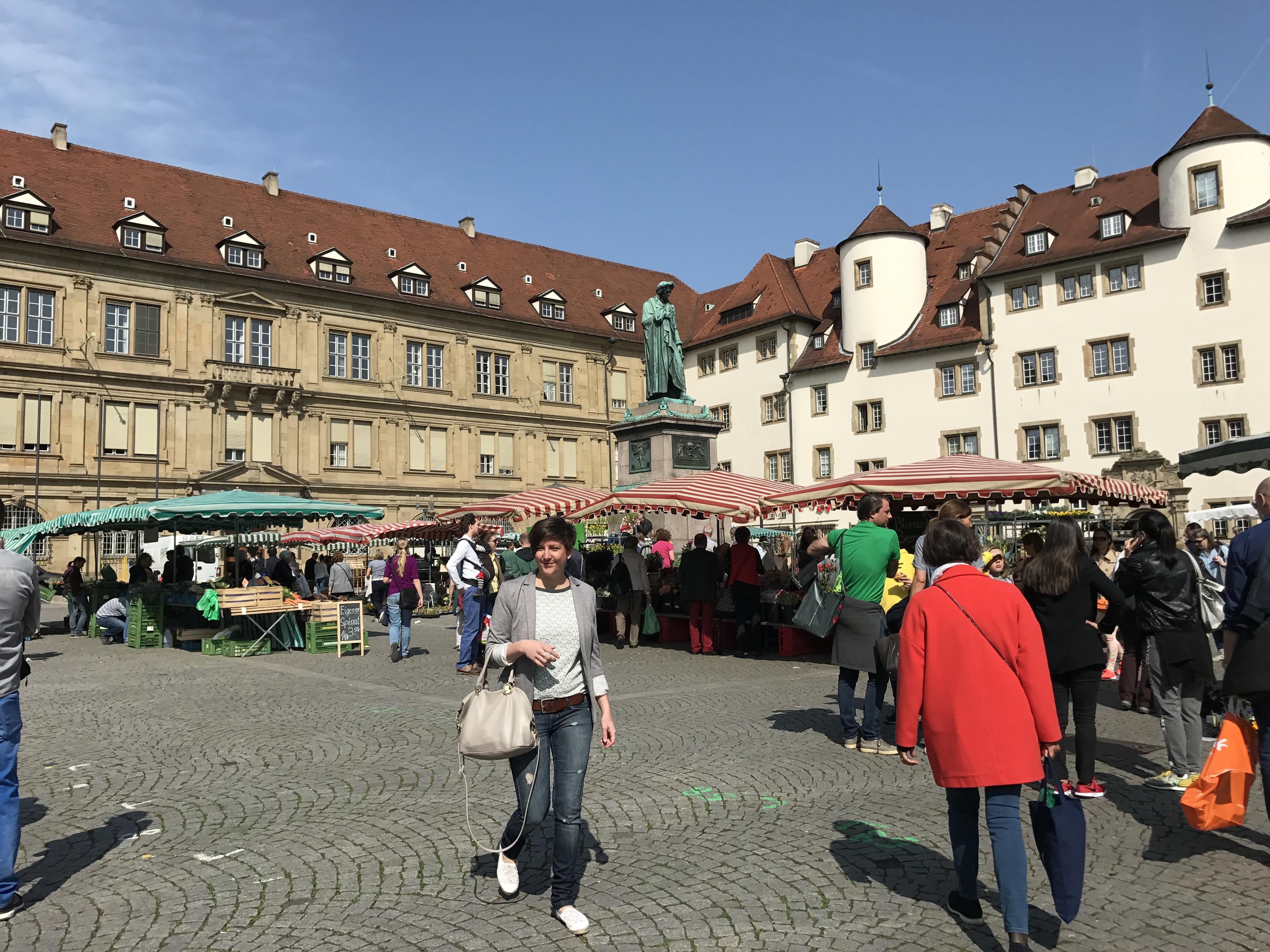 Markt Stuttgart Nachhaltigkeit