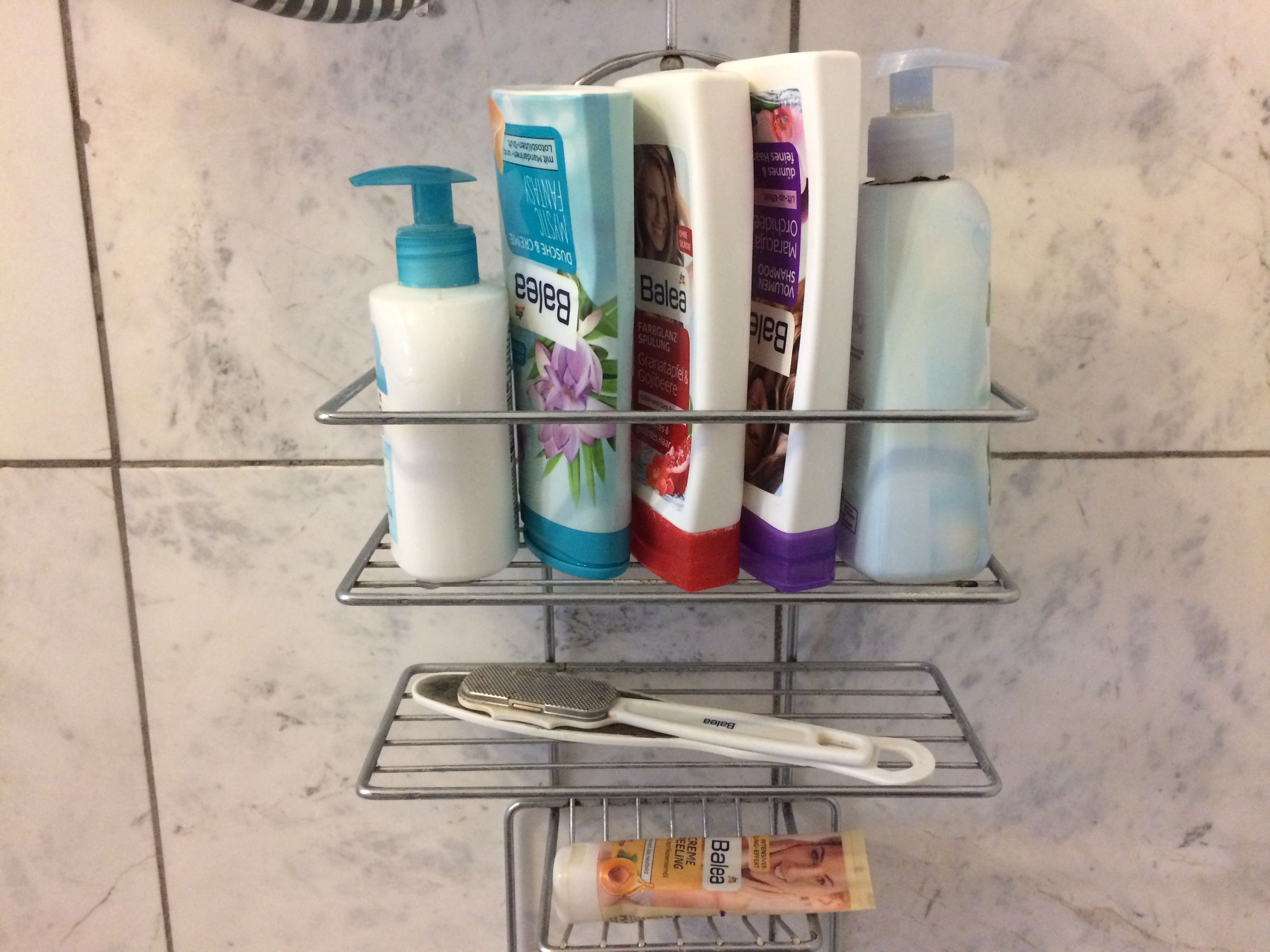 Badezimmer Duschgel Shampoo Nachhaltigkeit