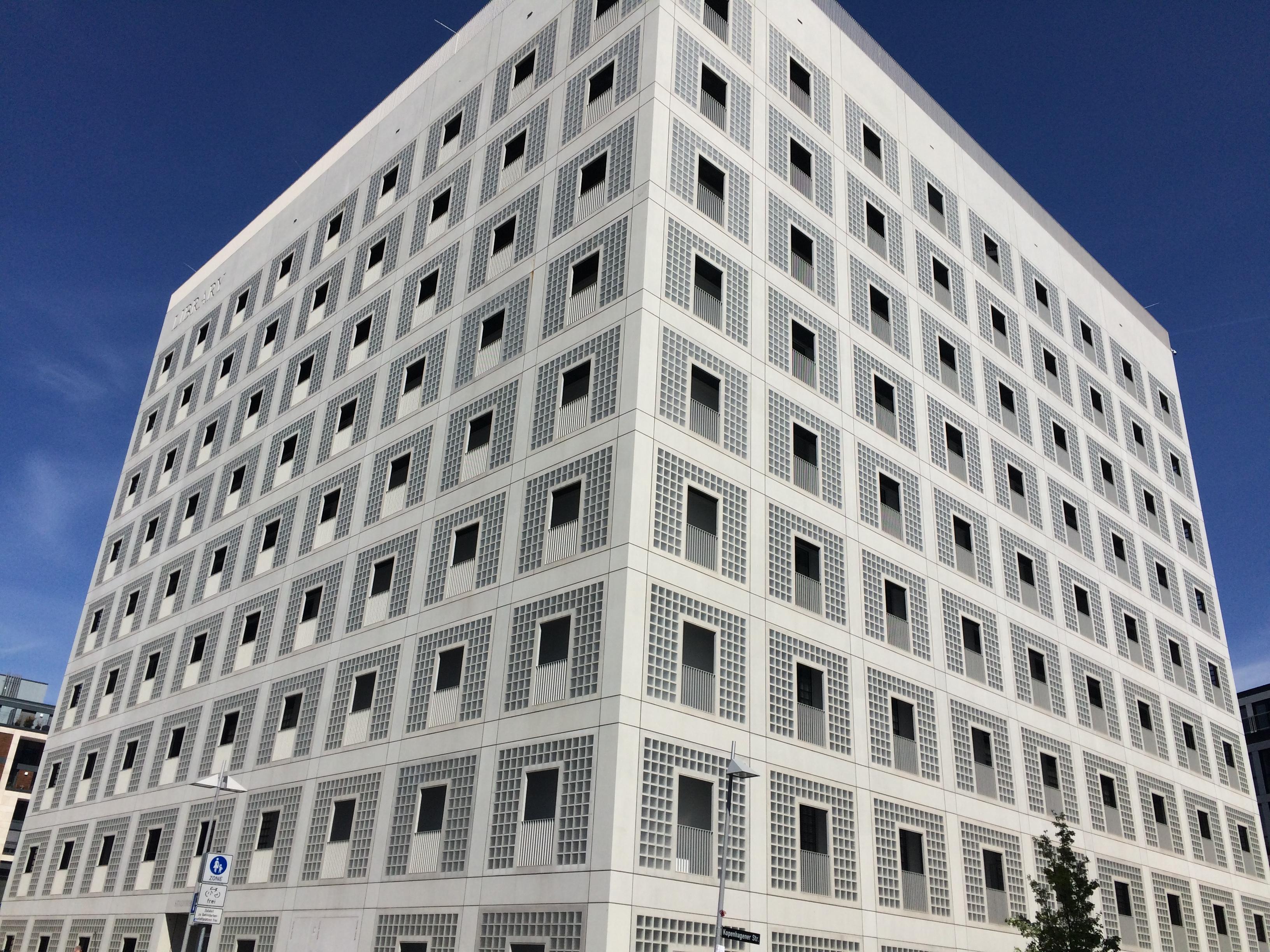 Stuttgart Aussichtspunkte Stadtbibliothek