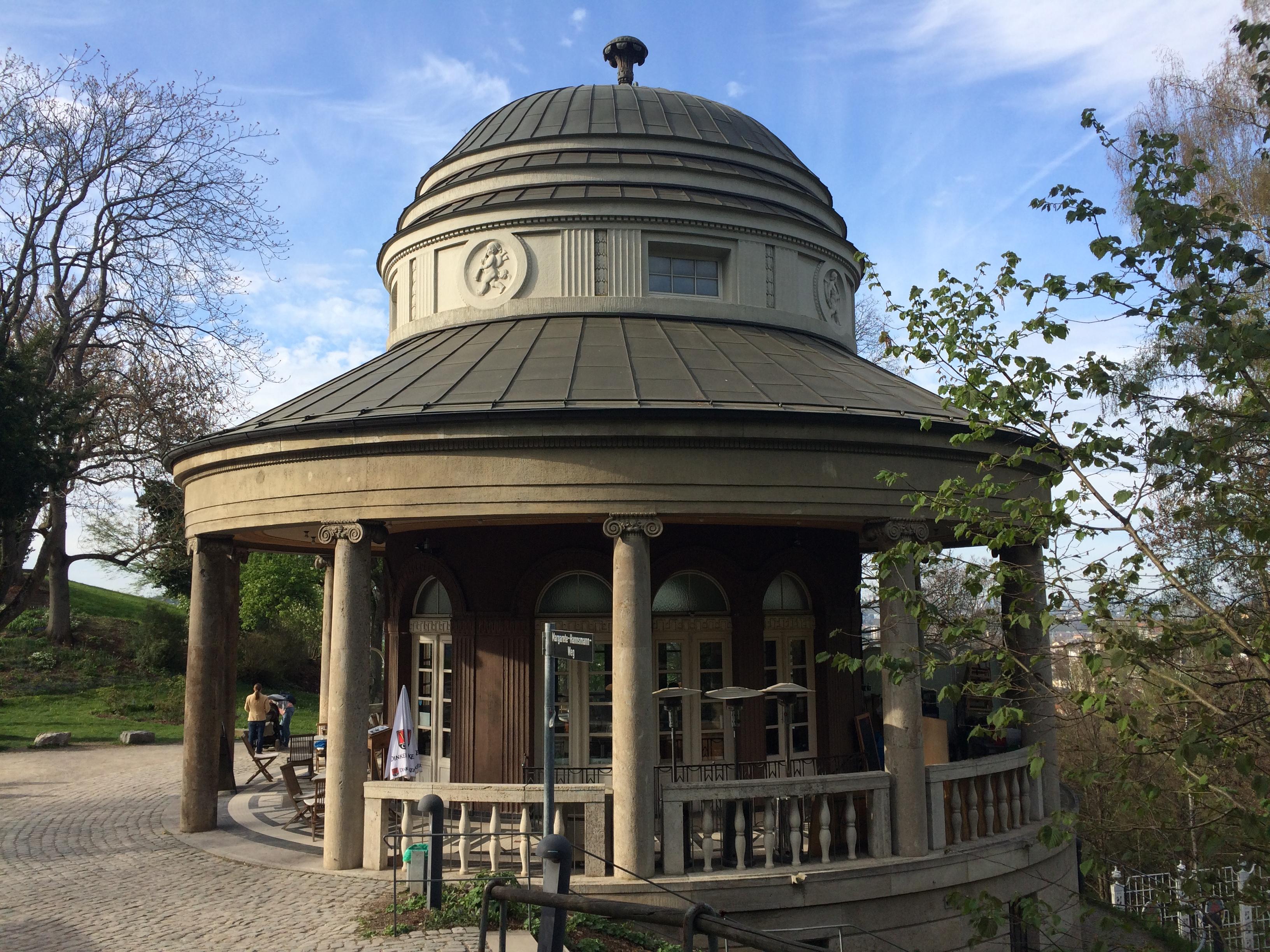 Stuttgart Aussichtspunkte Teehaus