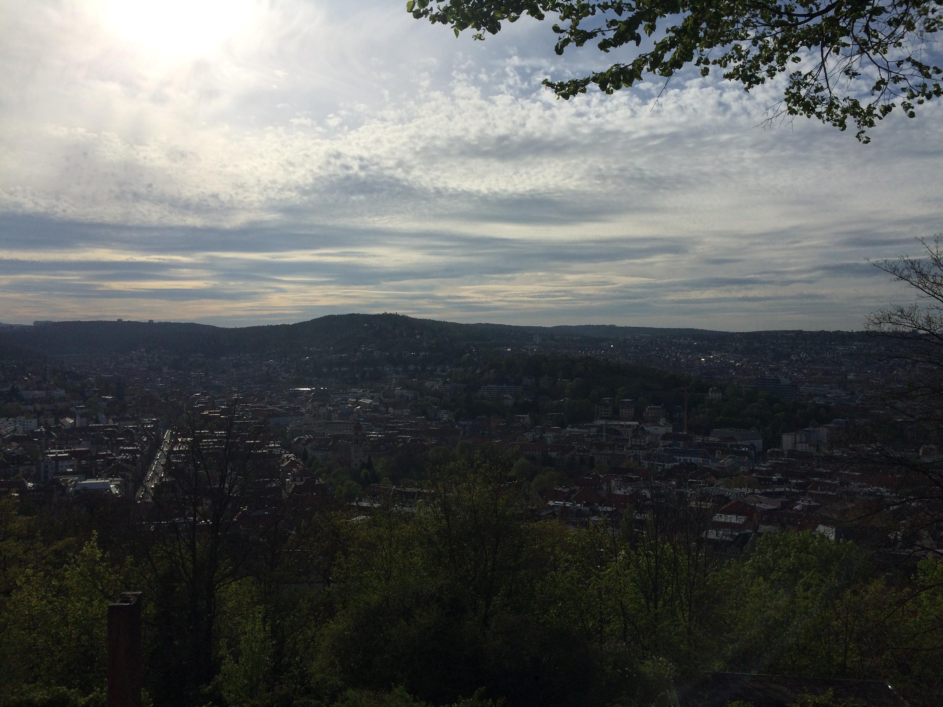 Stuttgarter Aussichtspunkte