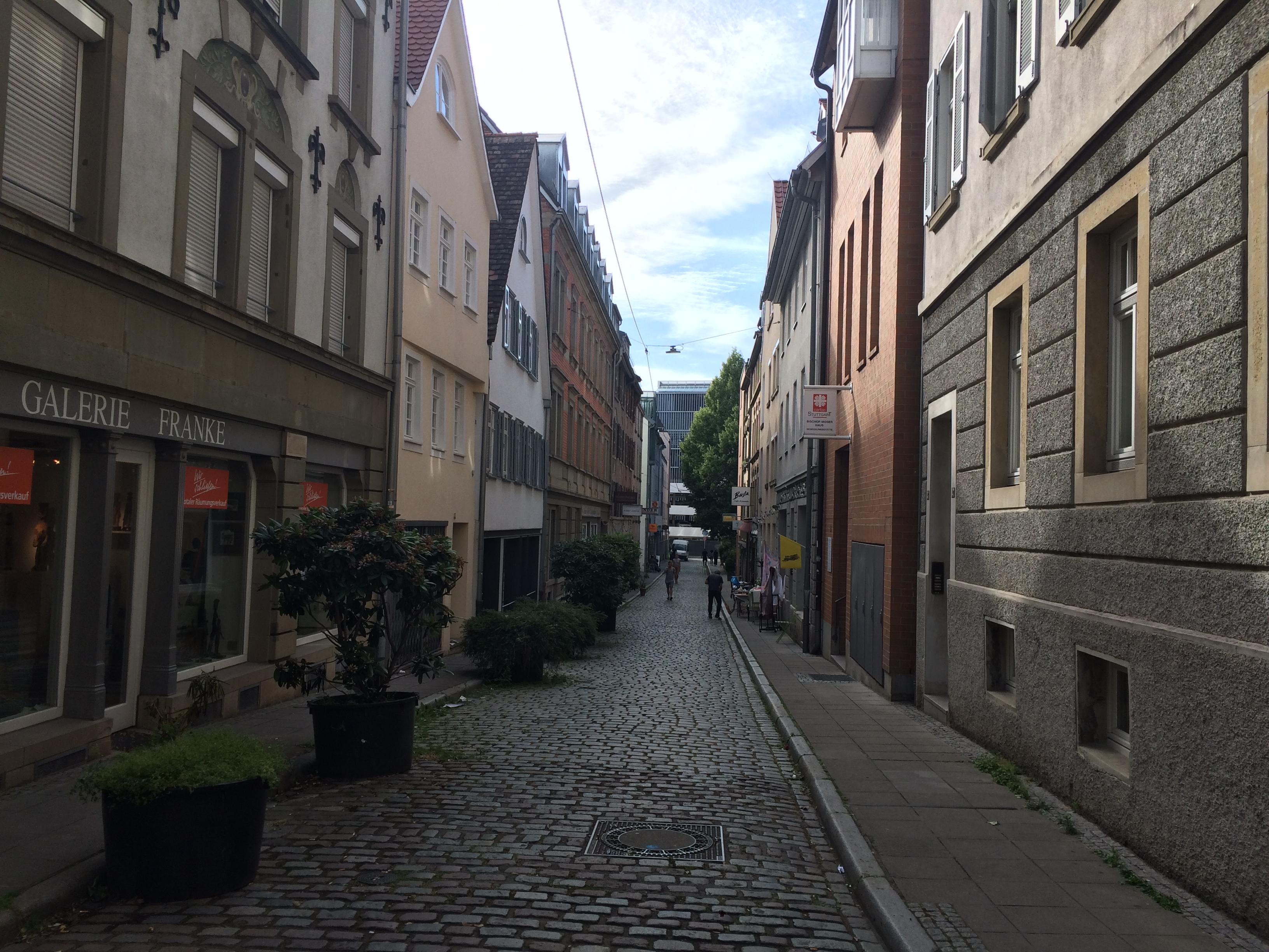 Nachbarschafts-Netzwerk Bohnenviertel Stuttgart