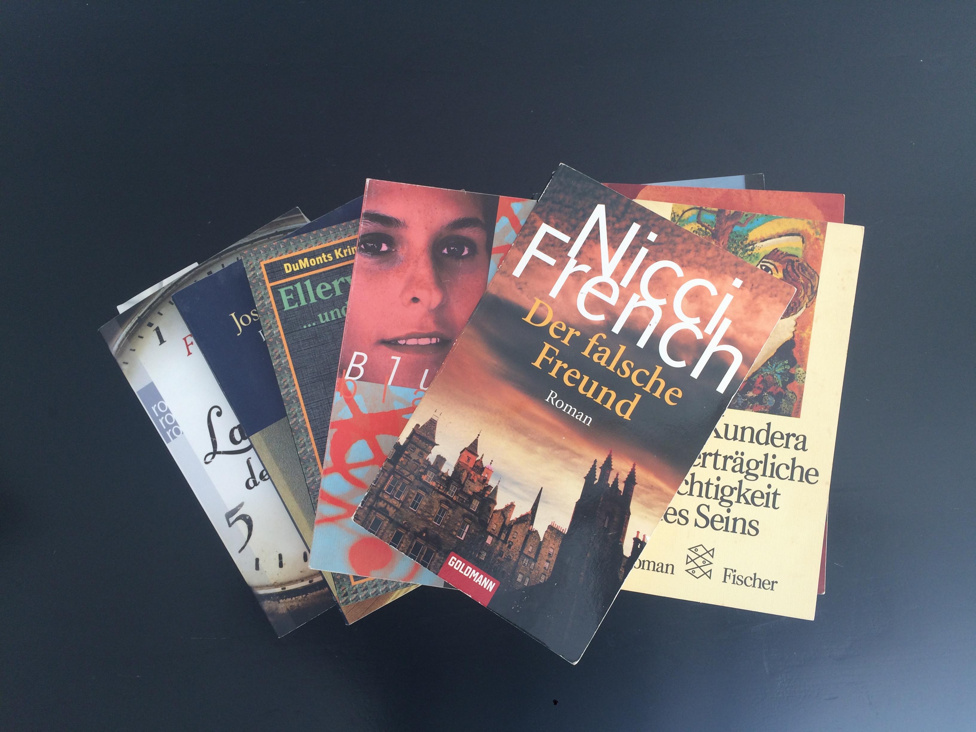 Bücher auf Reisen schicken #letbookstravel