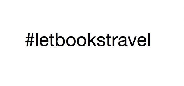 Bücher auf Reisen schicken