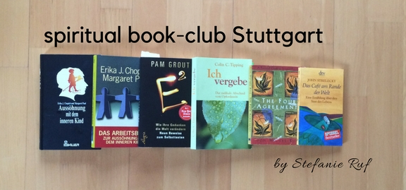 Events spiritual book-club Stuttgart
